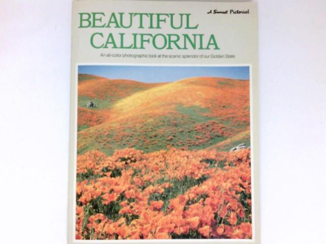 Beautiful California : (A Sunset Pictorial)