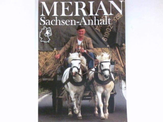 Sachsen-Anhalt : Merian ; Jg. 43.