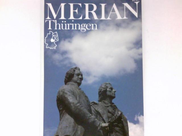 Thüringen : Merian ; Jg. 43.