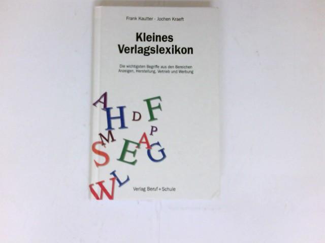 Kleines Verlagslexikon :