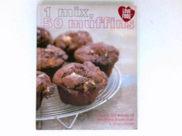 1 Mix 50 Muffins :