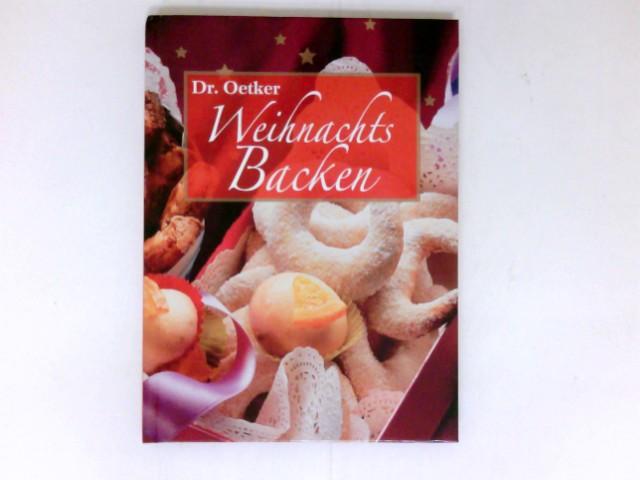 Dr. Oetker Weihnachtsbacken :