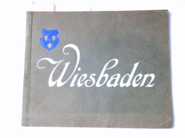 Wiesbaden : 30 Ansichten nach künstlerischen Aufnahmen.