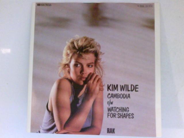 Cambodia / Watching for Shapes Vinyl single Vinyl-Single 7
