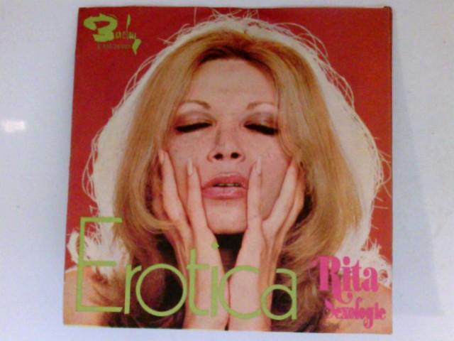"""""""EROTICA"""" SEXOLOGIE / """"EROTICA"""" EROTICA / Deutsche Pressung / 7"""" Vinyl Single Schallplatte # MB 28.003"""