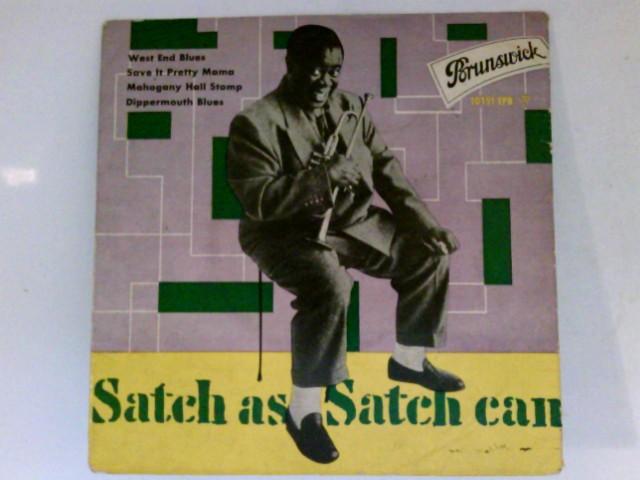 Satch as Satch can / Vinyl single Vinyl-Single 7