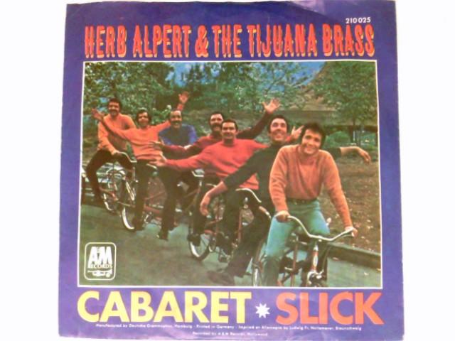 Cabaret / Slick Vinyl single Vinyl-Single 7