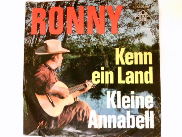 Kenn ein Land/Kleine Annabell / Vinyl single Vinyl-Single 7