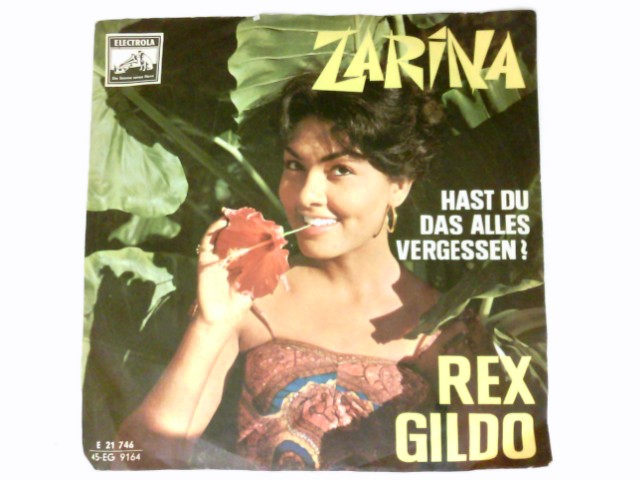 Zarina / Hast du alles vergessen? Vinyl single [Vinyl-Single 7