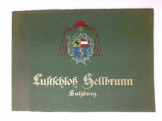 Lustschloß Hellbrunn Salzburg : Schloßverwaltung Hellbrunn.