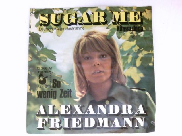 Sugar me (deutsch) / Vinyl single Vinyl-Single 7