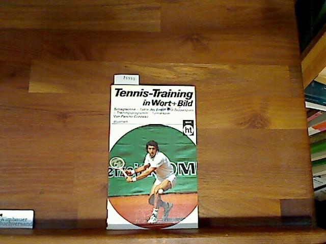 Tennis-Training in Wort und Bild