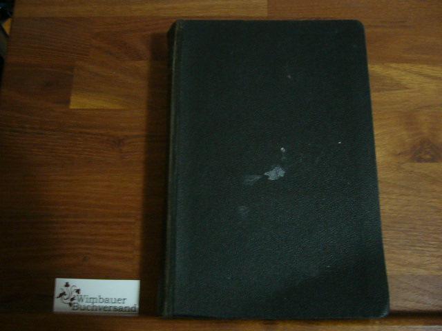 Calwer Bibelkonkordanz od. vollständiges biblisches Wortregister. Hrsg. vom Calwer Verlagsverein 3., verb. Aufl. 21.-40. Tsd.