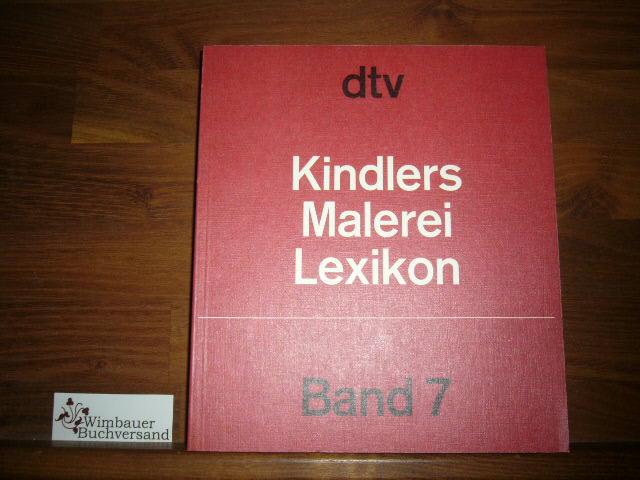 Kindlers Malerei Lexikon in 15 Bänden, Band 7 Ivanov - Krusemann