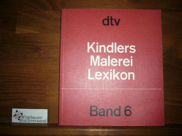 Kindlers Malerei Lexikon in 15 Bänden, Band 6 Hayez - Itten