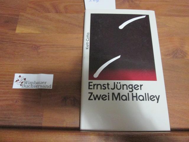 [Zweimal Halley]  Zwei Mal Halley. 1. Aufl.