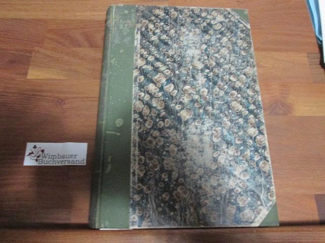 Archiv für Laryngologie und Rhinologie. 21. Band. Mit 12 Tafeln und Textfiguren