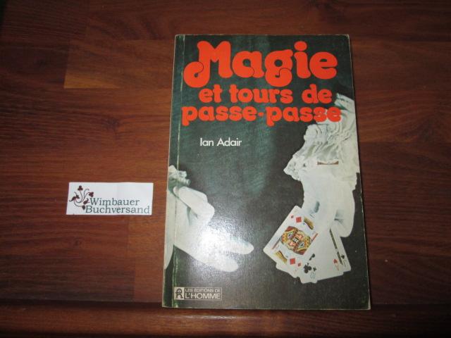 Magie et tours de passe-passe Adair, Ian :