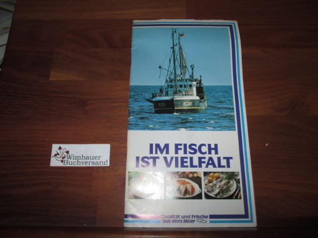 Im Fisch ist Vielfalt