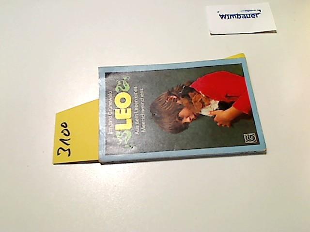 Grünewald, Irmgard : Leo : aus d. Leben e. Meerschweinchens. Mit Fotos von Ilsegard Reiner, Goldmann-Jugend-Taschenbücher ; Bd. Ju 144