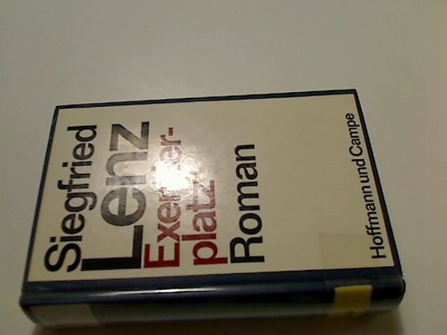 Exerzierplatz : Roman. 1. Aufl.