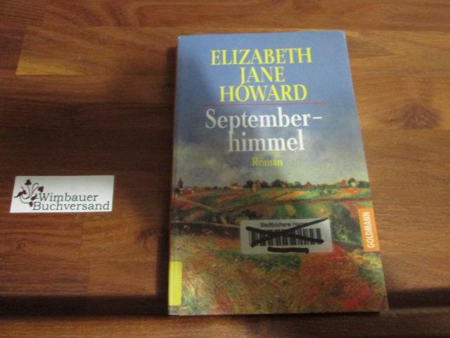 Septemberhimmel : Roman. Aus dem Engl. von Regina Winter 2. Aufl.