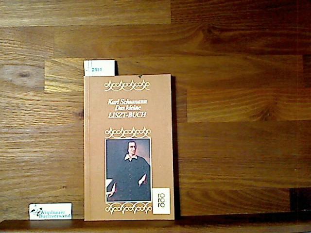 Das kleine Liszt - Buch.