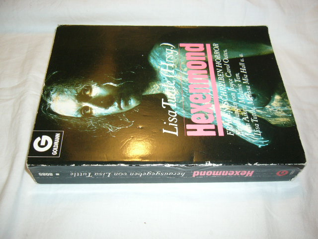 Hexenmond. Frauen schreiben Horror 2. Auflage