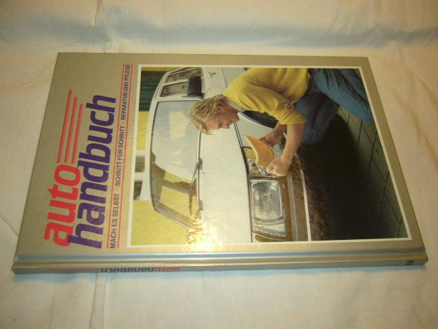 Autohandbuch 29, Mach es selbst, Schritt für Schritt, Reparatur und Pflege