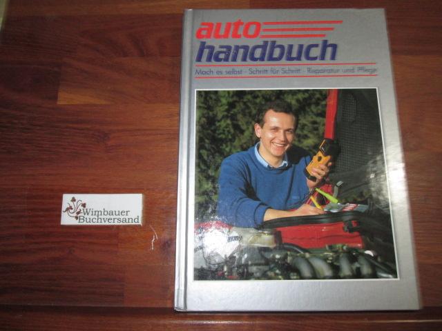 Autohandbuch 16, Mach es selbst, Schritt für Schritt, Reparatur und Pflege