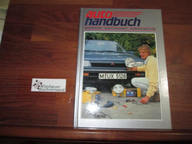 Autohandbuch 3, Mach es selbst, Schritt für Schritt, Reparatur und Pflege