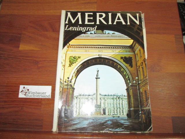 Merian - Leningrad Heft 10. XXIV