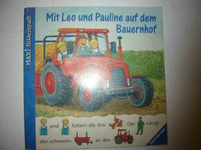 Mit Leo und Pauline auf dem Bauernhof
