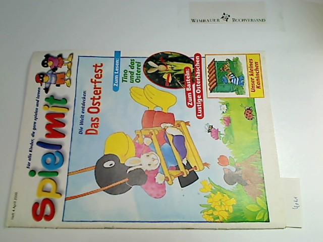 Spiel mit, Heft 4, April 2000
