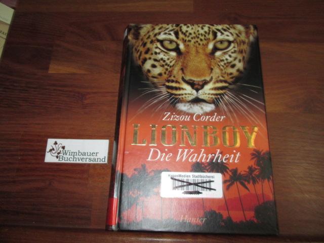 [Lionboy.dt.] Lionboy. - Teil: Die Wahrheit