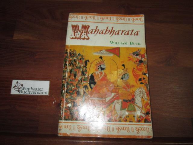 Mahabharata first indian edition