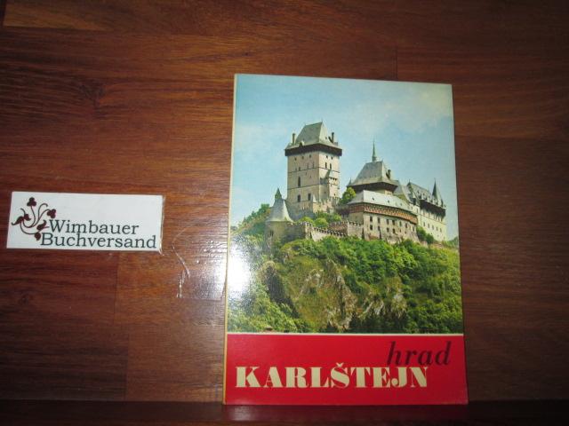 [Postkartenmappe] Hrad Karlstejn : [Tschechoslowakei].