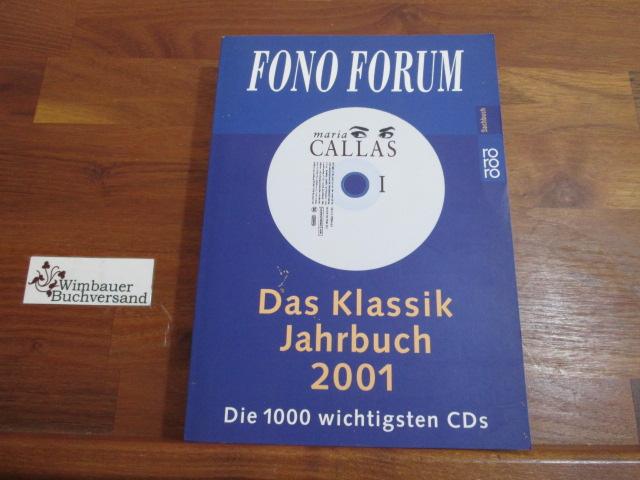 Fono-Forum. : 2001. Rororo ; 61360 : rororo-Sachbuch