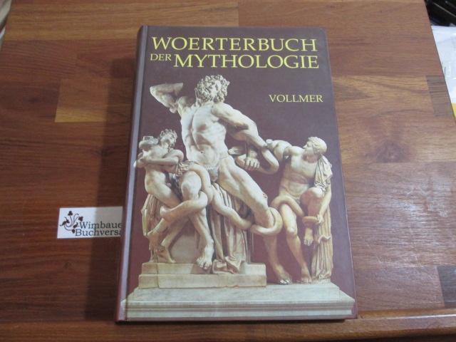 Wörterbuch der Mythologie aller Völker. [Neu bearb. von W. Binder] Ungekürzte Lizenzausg., Reprint der Orig.-Ausg., Stuttgart, Hoffmann, 1874