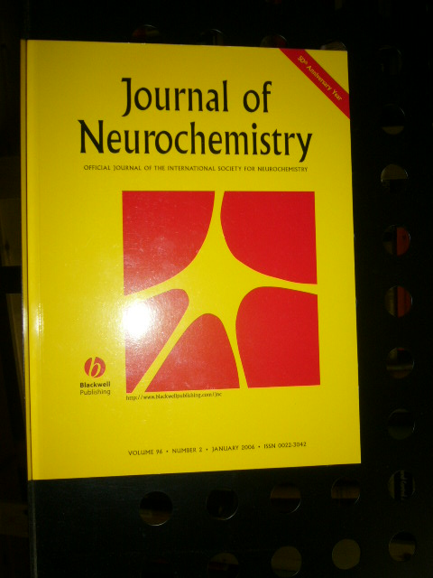 Journal of Neurochemistry - Volume 96 - Number 2 - January 2006