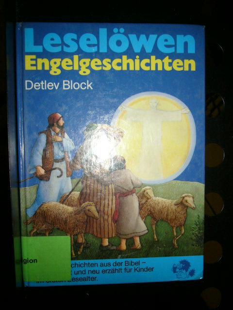 Leselöwen Engelgeschichten 1. Auflage