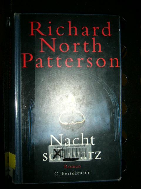 Nachtschwarz 1. Auflage