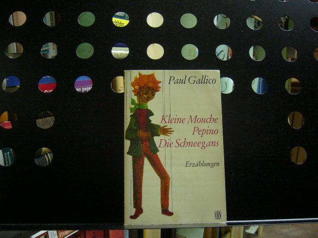 Kleine Mouche Pepino Die Schneegans 2. Auflage