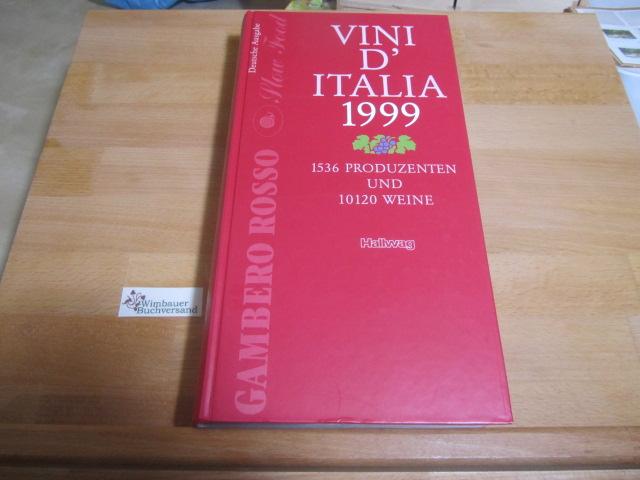 Gambero Rosso, Vini d