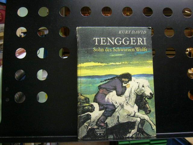 Tenggeri Sohn des Schwarzen Wolfs 5. Auflage