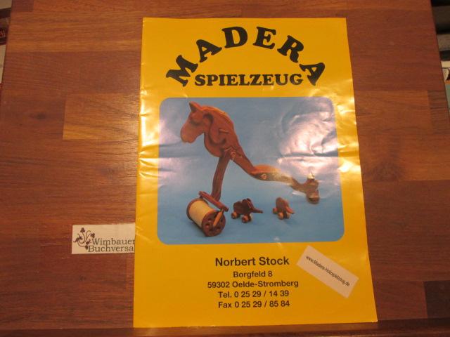 Katalog: Madera Holzspielzeug