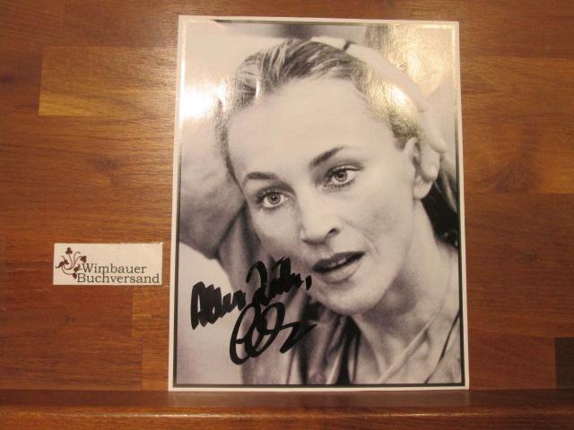 Original Autogramm Caroline Beil  /// Autogramm Autograph signiert signed signee