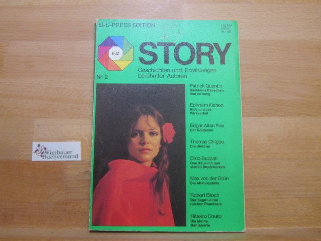 BdZ-Story : Geschichten u. Erzählungen berühmter Autoren Nr. 2 PAtrick Quentin, Ephraim Kishon Dino Buzzati Max von der Grün, Robert Bloch u.a.