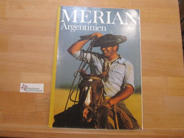 Argentinien. Merian ; 39,12