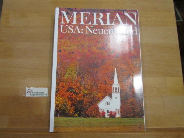 USA: Neuengland. [Red. dieser Ausg.: Siebo Heinken] / Merian ; Jg. 50, Nr. 5